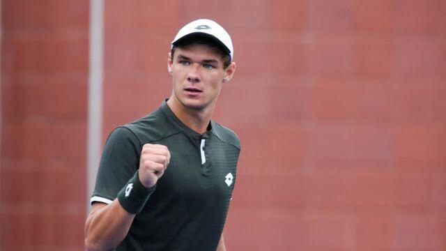 Polacy pokonali pierwszą przeszkodę w Pucharze Davisa