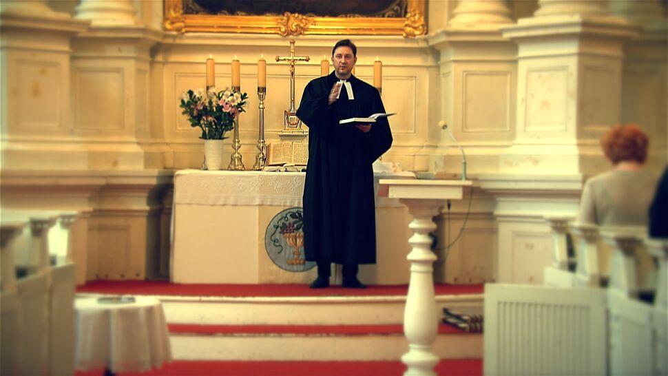 Księża i ich rodziny w Kościele protestanckim i prawosławnym