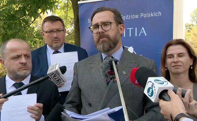 """Iustitia chce """"odpolitycznienia polskich sądów"""""""