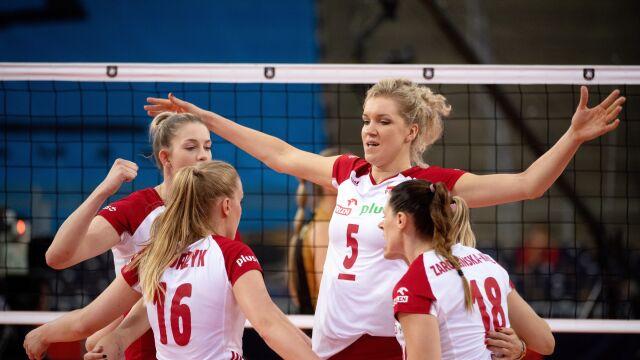 Świetna passa trwa. Polki z trzecią wygraną i awansem w mistrzostwach Europy