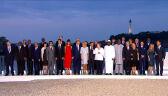 Przywódcy państw G7 na szczycie w Biarritz