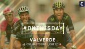 Rocznica. Trzeci triumf Valverde w Liege-Bastogne-Liege
