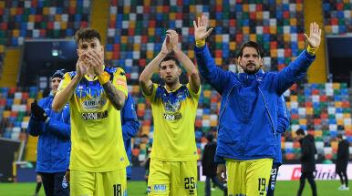 Sześciolatek wygrał konkurs na projekt koszulki klubu z Serie B