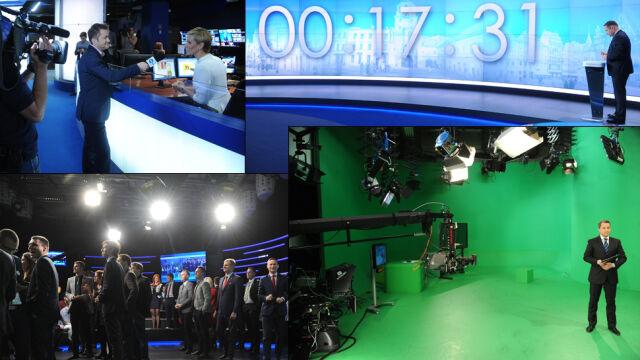 """""""Czas decyzji"""" w TVN24 """"od kuchni"""""""