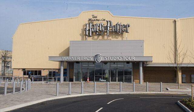 Zajrzyj Do świata Pottera