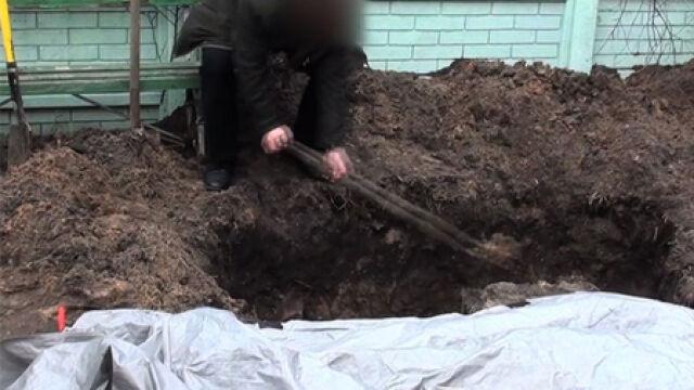Zabiła męża. Ciało zakopała w ogródku