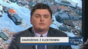 Marcin Zagrajek o awarii w elektrowni Fukushima I