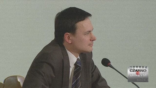 Tajny minister Jacek Cichocki