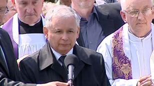 J. Kaczyński o Natalli-Świat (TVN24)