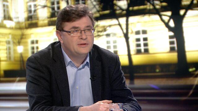 """Profesor Rafał Matyja w """"Faktach po Faktach"""""""