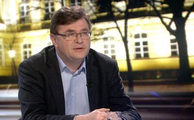 Prof. Matyja: Sejm mógł wykazać powagę w debacie o neonazizmie, tego mi zabrakło