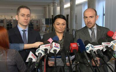 PO: zdymisjonować kierownictwo Prokuratury Krajowej