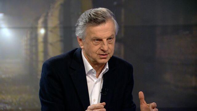 """Prezydencki doradca prof. Andrzej Zybertowicz w """"Faktach po Faktach"""""""