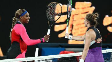 Pogromczyni Świątek za burtą Australian Open. Serena Williams ma półfinał