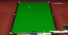 77-punktowy brejk Murphy'ego w 18. frejmie finału mistrzostw świata w snookerze