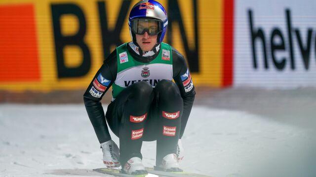 Schlierenzauer przeszarżował. Kosmiczny skok pozbawił go udziału w mistrzostwach świata