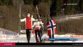Norwegia mistrzem świata w drużynowej rywalizacji w kombinacji norweskiej