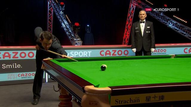 Wysokie prowadzenie O'Sullivana po 1. części ćwierćfinału Players Championship