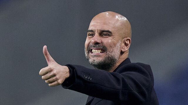 Guardiola zadowolony i zaskoczony: nie spodziewałem się tego