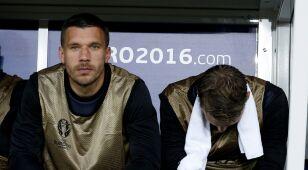 To może być ostatni turniej Podolskiego.