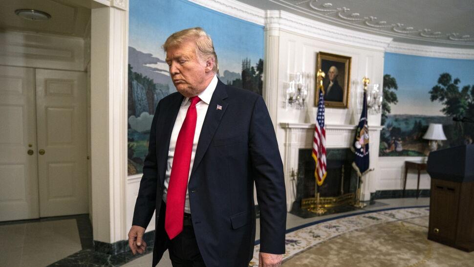 "Donald Trump chce uzależnić los ""marzycieli"" od budowy muru"