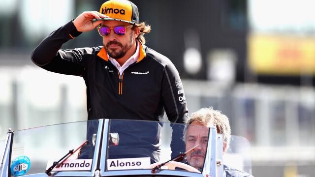 """Alonso myśli o starcie w Rajdzie Dakar. """"Pragnienie obydwu stron"""""""