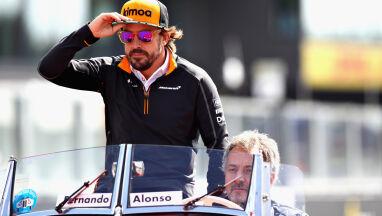 Alonso myśli o starcie w Rajdzie Dakar.