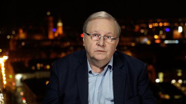Aleksander Hall wspominał w Faktach po Faktach Pawła Adamowicza