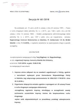 Decyzja nr 60-2018 (str. 1)