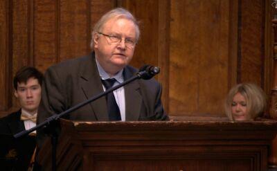 Hall: Paweł Adamowicz nie używał w życiu politycznym masek