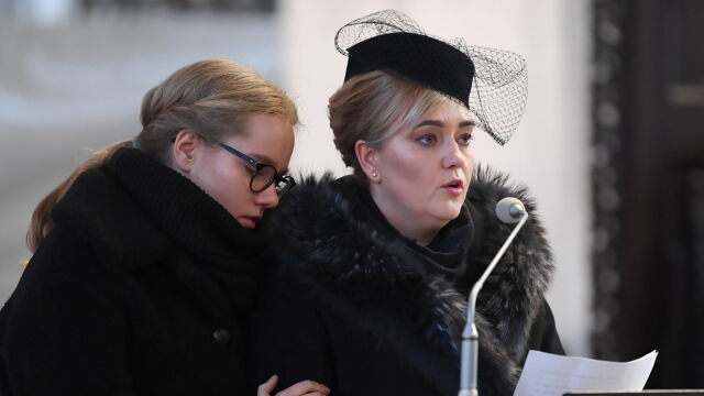 Przemówienie wdowy po Adamowiczu na pogrzebie prezydenta Gdańska