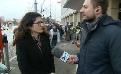 17.01 Aleksandra Dulkiewicz o sprawowaniu funkcji prezydent Gdańska