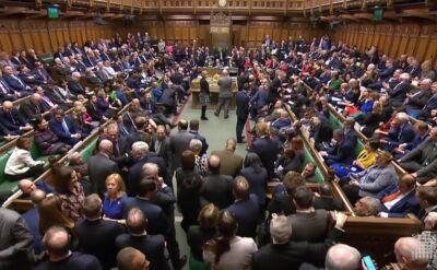 Izba gmin zagłosuje nad wotum nieufności dla rządu May
