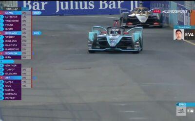 Rocznica. Premierowe zwycięstwo Evansa i Jaguara w Formule E