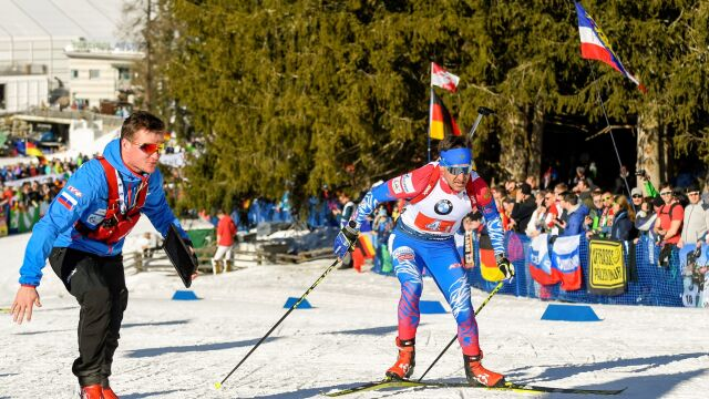 Długi w rosyjskim biathlonie. Związkowi grozi bankructwo