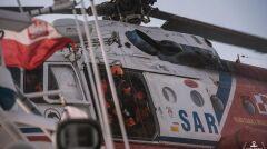 Piloci Mi-14 PŁ/R muszą do perfekcji opanować umiejętność utrzymywania maszyny w zawisie
