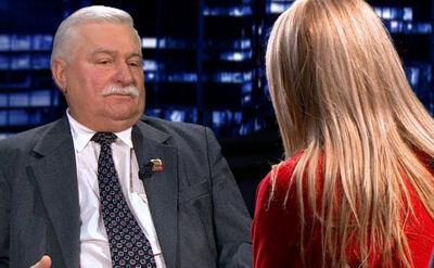 """""""Tylko tak można było ich ograć"""". Tak Wałęsa tłumaczył podpis"""