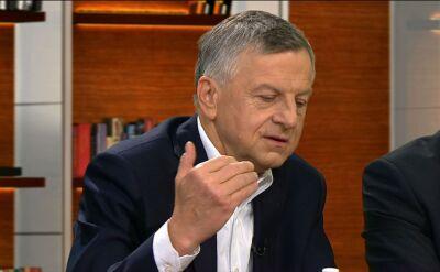 Zybertowicz: Wałęsa współpracował, donosił, brał pieniądze i do dzisiaj kręci