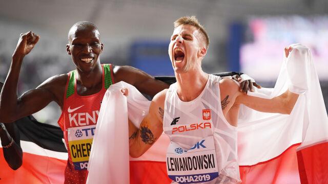 Marcin Lewandowski dopiął swego i zdobył medal mistrzostw świata