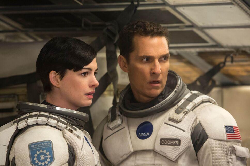 Anne Hathaway i Matthew McConaughey