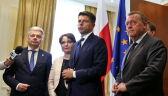 Petru:pojawił się wątek Polski, dziś mniej jesteśmy już wzorem do naśladowania