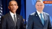 Spotkanie Duda-Obama. Ma być także o Trybunale