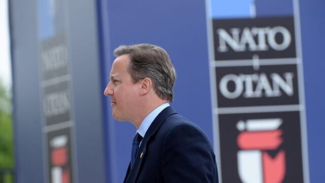 Stawiski: David Cameron cały czas mówił o Rosji