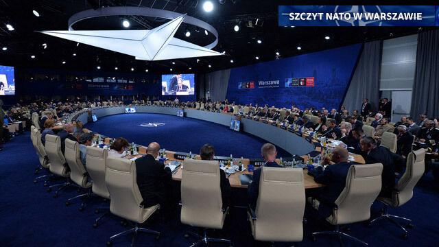 13 najważniejszych decyzji szczytu NATO w Warszawie