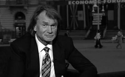 Dąbrowski: jego biznesy to byłrodzaj artyzmu