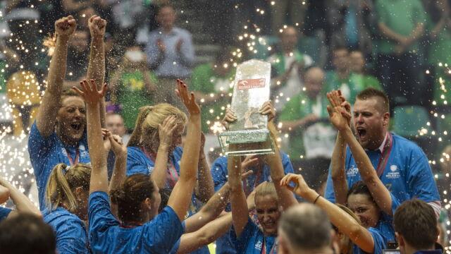 Siatkarki Chemika mistrzyniami Polski. W finale nie dały szans wrocławiankom