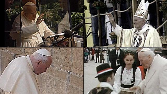 Papież-globtroter, który łamał protokół.  Jak podróżowało się z Janem Pawłem II?