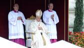 """Homila podczas kanonizacji. """"Jan Paweł II chciał być papieżem rodziny"""""""