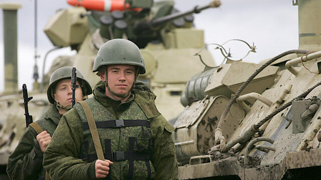 Pentagon: niektóre rosyjskie wojska zostały odsunięte od granicy