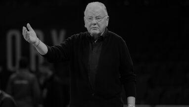 Świat koszykówki pożegnał legendarnego trenera